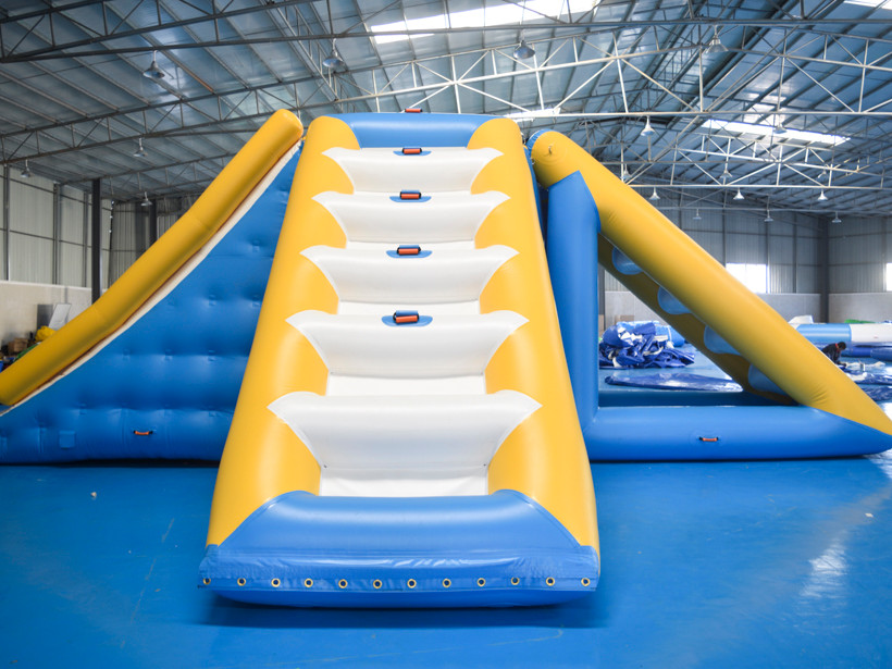 inflatable slide tower