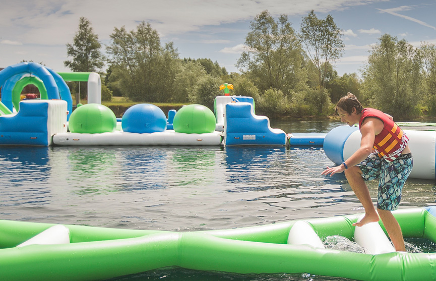 Bouncia -Professional Uk Oxford Inflatable Aqua Fun Park Made By Bouncia Supplier-36