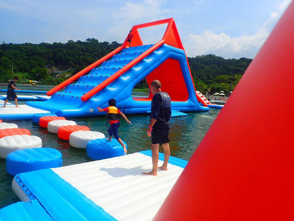 Bouncia -Find Inflatable Floating Water Obstacle Course Aqua Park Manufacturer-22