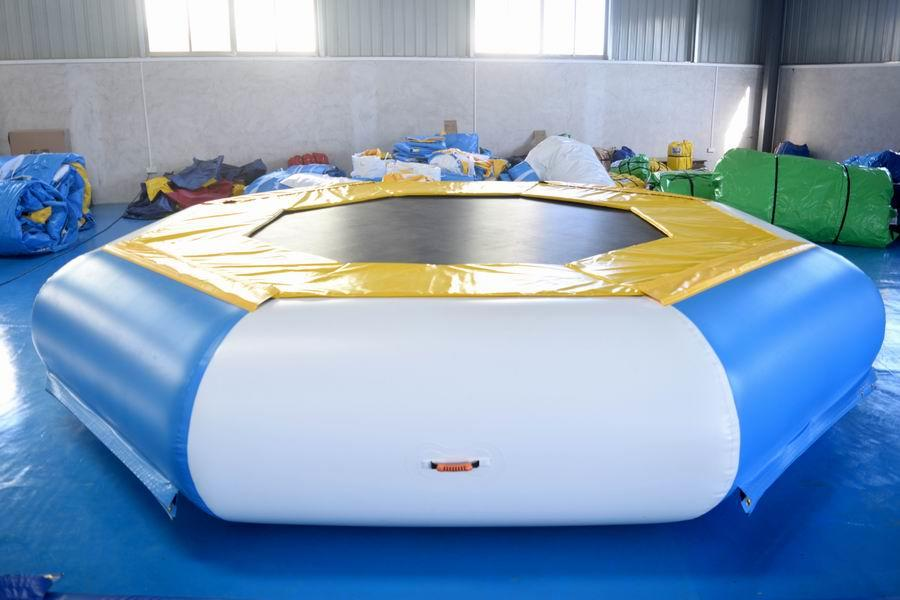 harrison waterpark Bouncia Brand inflatable factory