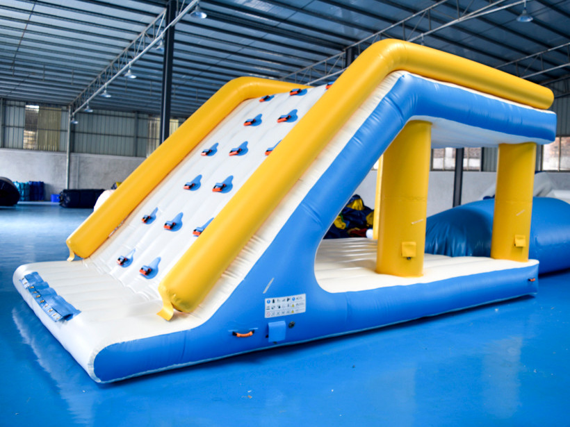 lake inflatable water games