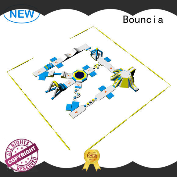 bouncia outdoor water park factory price for adults Bouncia