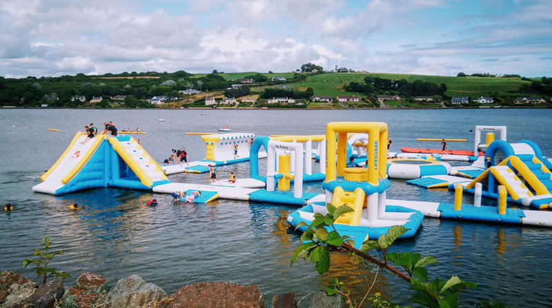 Bouncia -Bouncia Inflatable Water Park For Lake -bouncia Inflatables-22