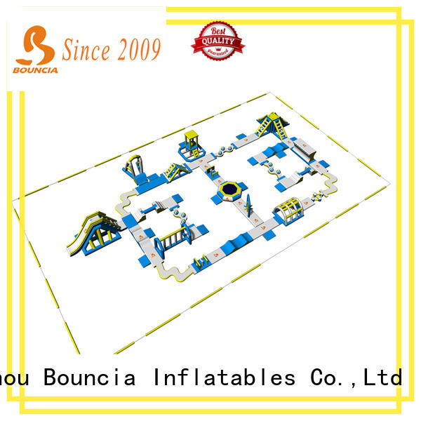 Bouncia inflatable inflatable water fun supplier for adults
