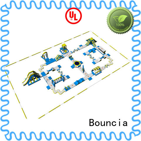 Bouncia stable kids water park personalized for kids