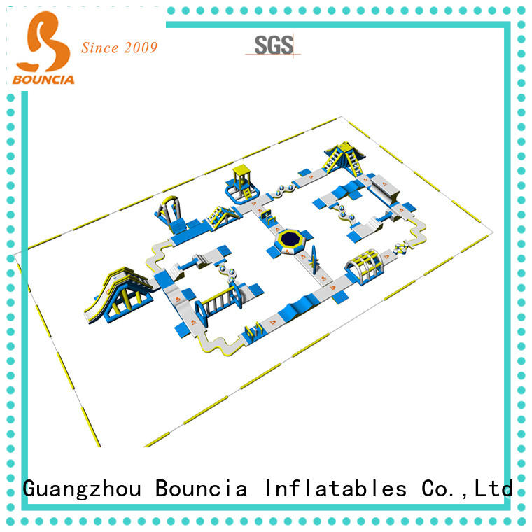 Bouncia durable inflatable water park for adults factory price for kids