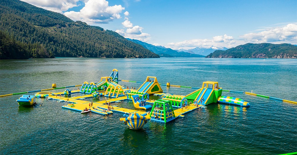 Bouncia -High Quality Harrison Giant Inflatable Water Park Equipment Manufacturer-15