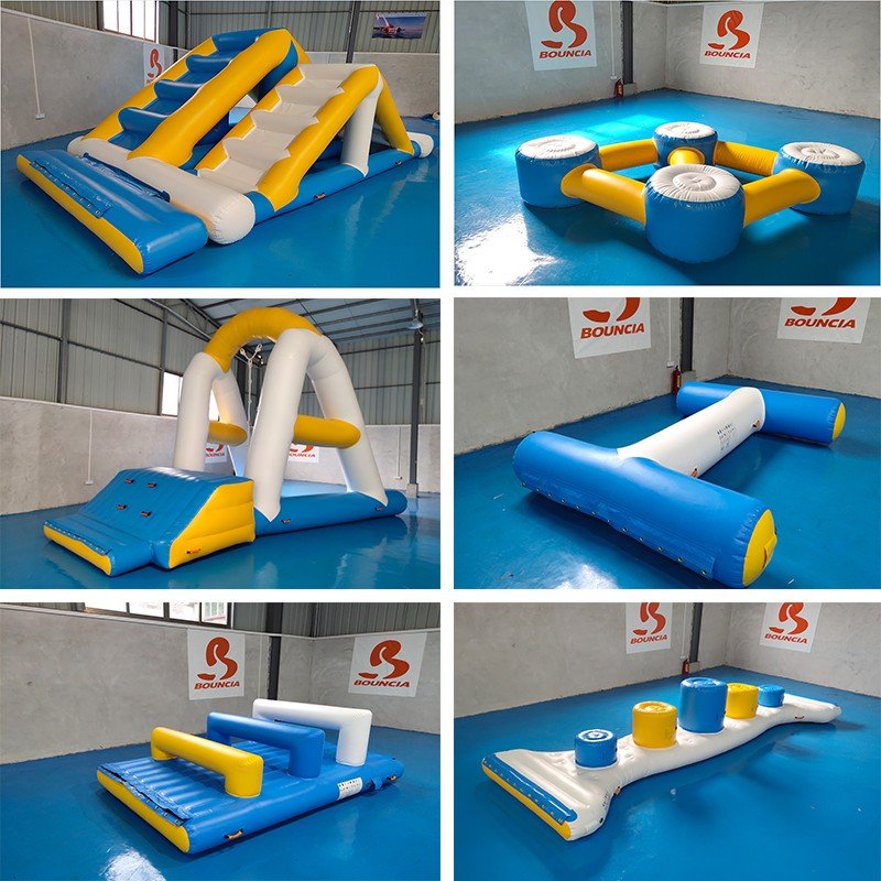 Bouncia -Bulk Inflatable Water Park Manufacturer, Huge Inflatable Water Park | Bouncia-7