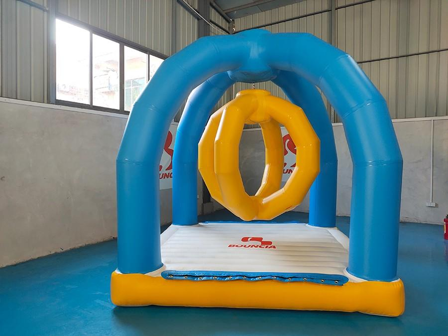 Bouncia climbing blow up water park directly sale for kids-1