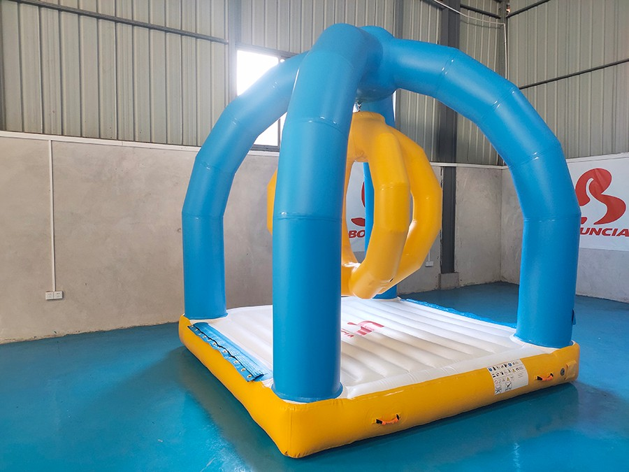 durable water inflatable world course for business for pool-2