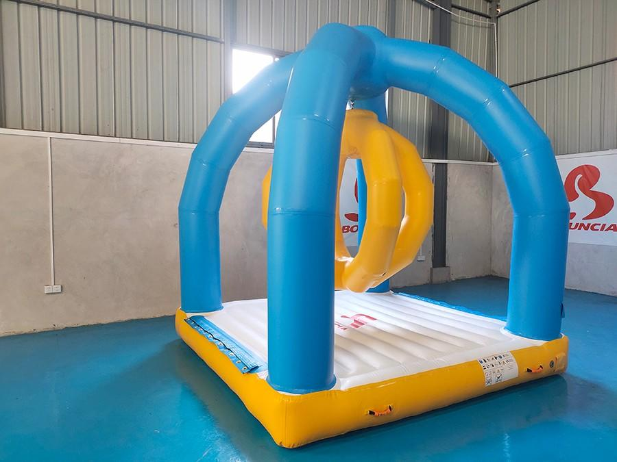 Bouncia climbing blow up water park directly sale for kids-2