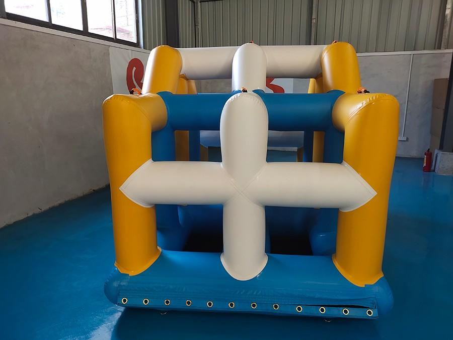 certificated inflatable slides for sale beam customized for pool-1