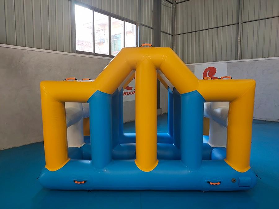 certificated inflatable slides for sale beam customized for pool-2