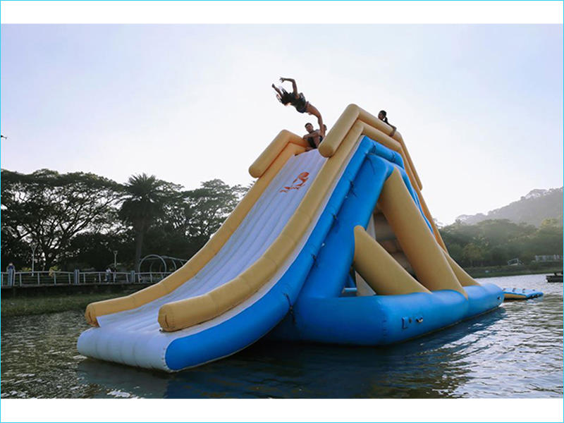 30 People Inflatable Water park Game For Kids And Adults