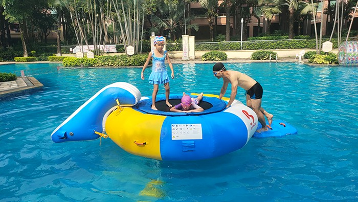 High-quality outdoor water games mini games Supply for kids-2
