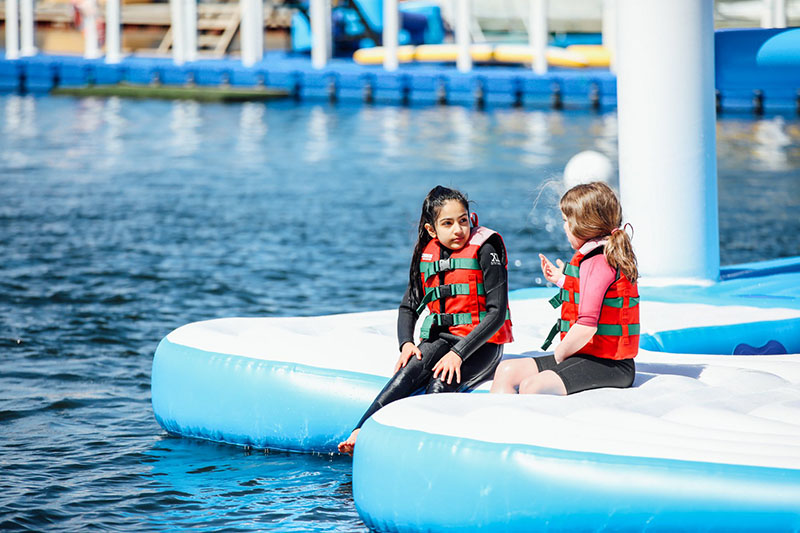 product-Bouncia -Bouncia W corner floating For Water Park-img