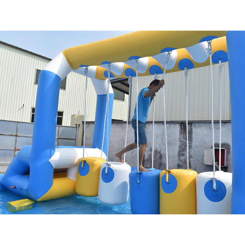 Bouncia New Inflatable Water Obstacle