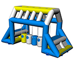 product-Bouncia -Bouncia New Inflatable Water Obstacle-img