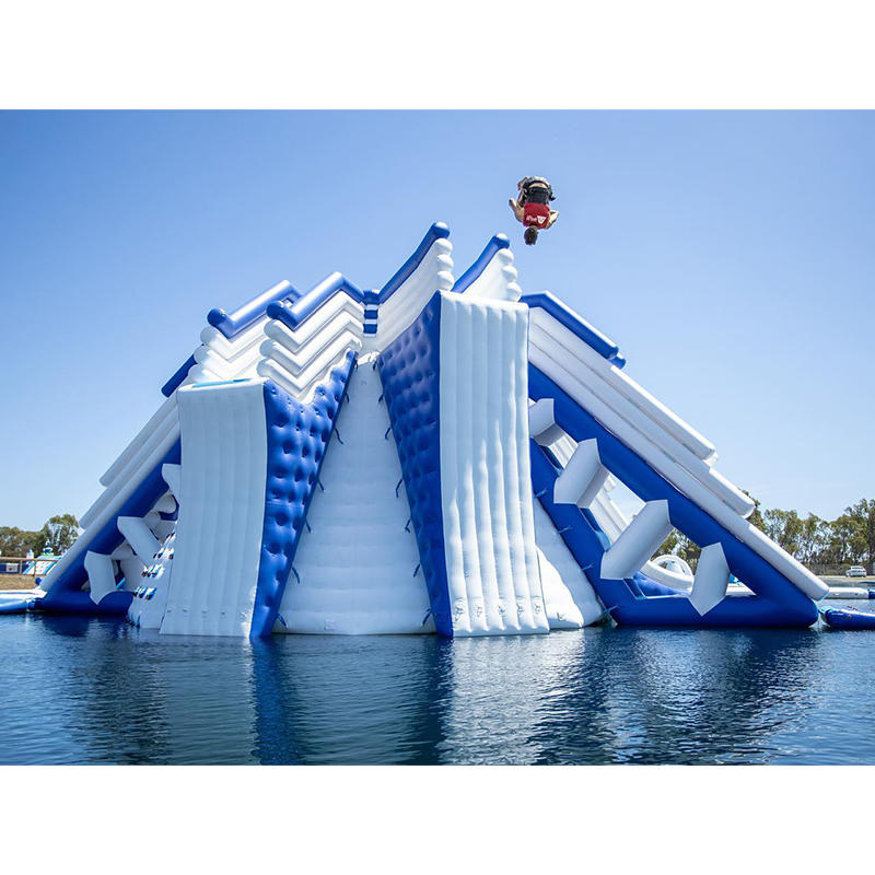 Bouncia Giant All In One Station Inflatable Water Games