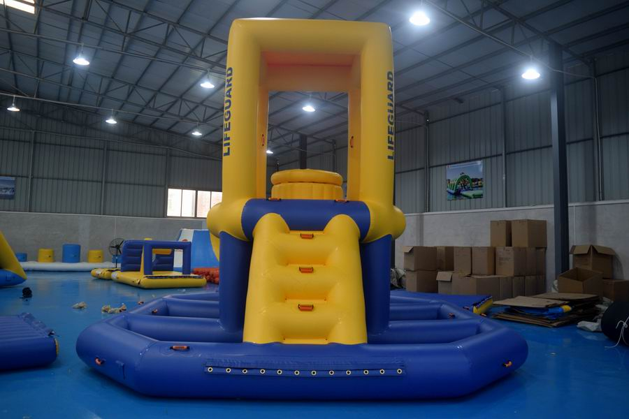 Bouncia -Bulk Inflatable Water Trampoline Manufacturer, Inflatable Water Slides-25