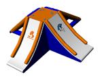 Bouncia -New Design Inflatable Aqua Park-1