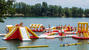 165 Capacity Floating Inflatable Water Park