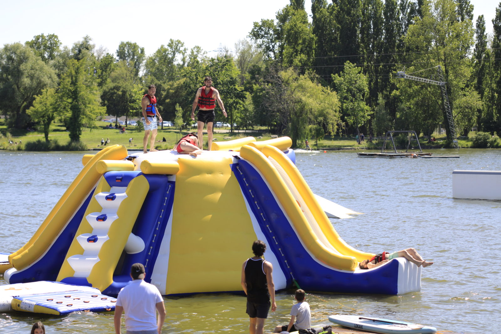 Bouncia -Inflatable Water Park Equipment For Wake Park-bouncia Inflatables-24