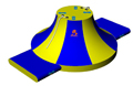 Bouncia -Bulk Inflatable Water Trampoline Manufacturer, Inflatable Water Slides-8