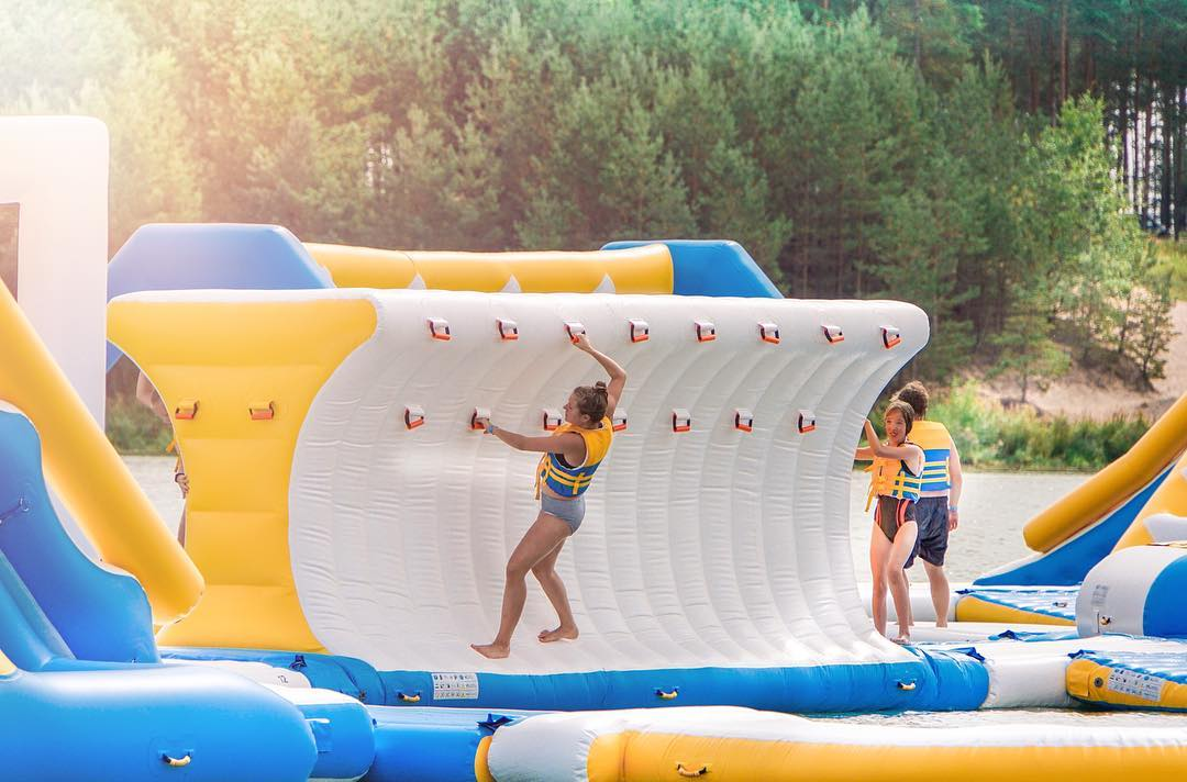 Bouncia -Aqua Park Inflatable Water Game-bouncia Inflatables-20