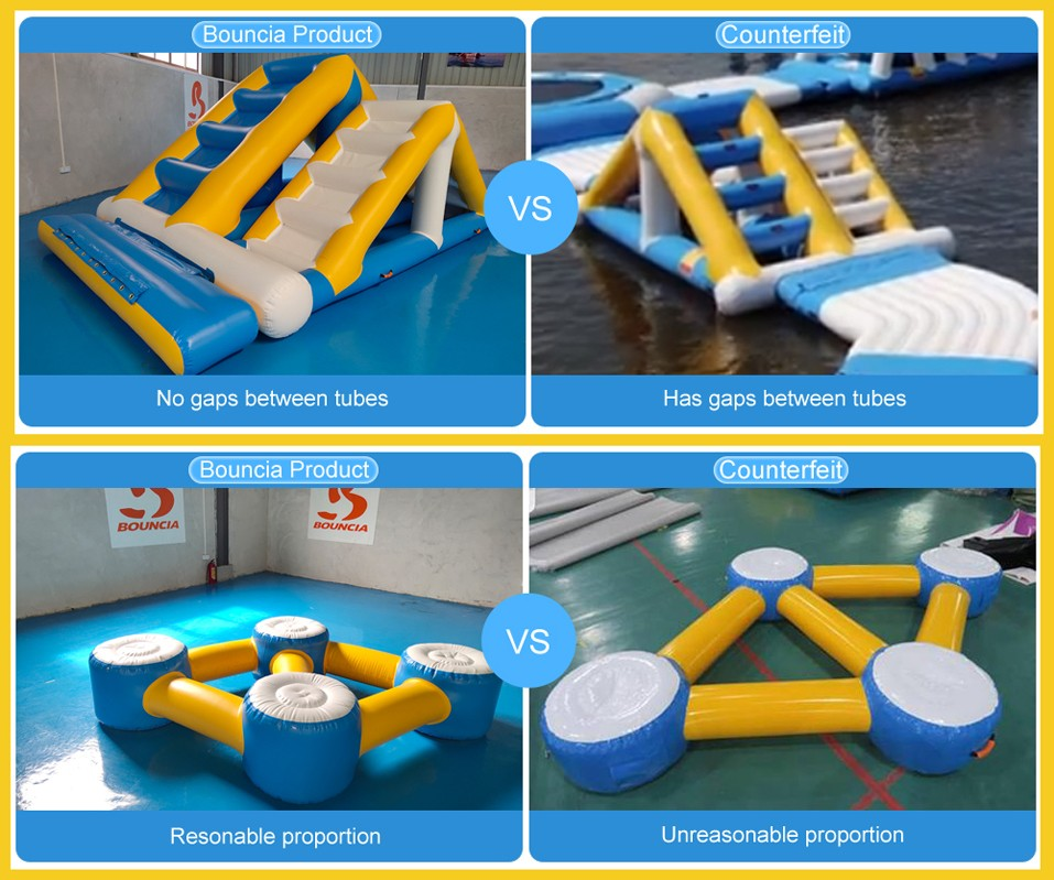 Bouncia -Why Similar Design, Price Difference Is So Big, Guangzhou Bouncia Inflatables Co