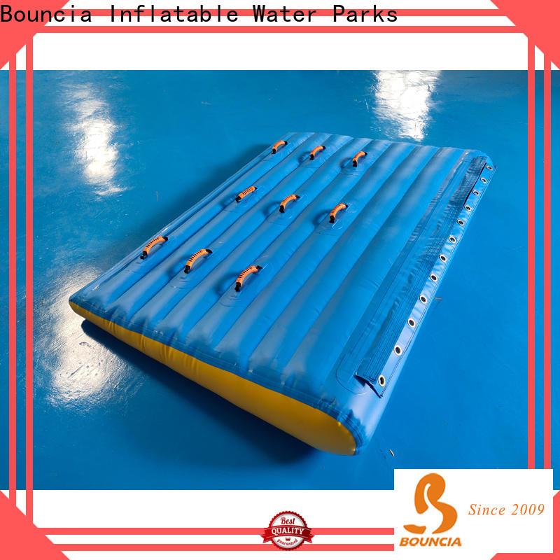 Bouncia Best water park slide manufacturer for outdoors