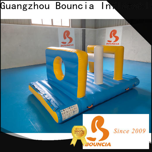 Bouncia climbing inflatable backyard water park Suppliers for kids