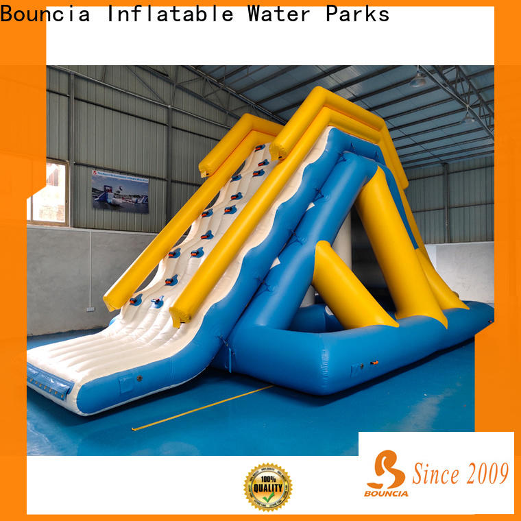 Bouncia High-quality inflatable water park price Supply for adults