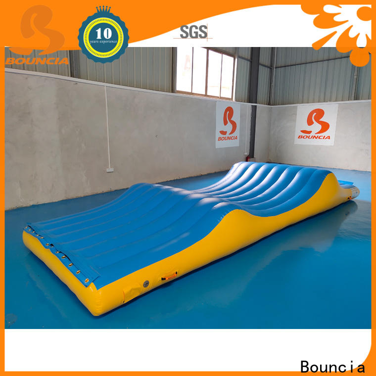 Bouncia tuv inflatable assault course for kids