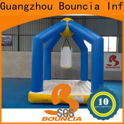 Bouncia High-quality inflatable park for business for adults