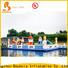 Bouncia aqua sports water park China for toddler