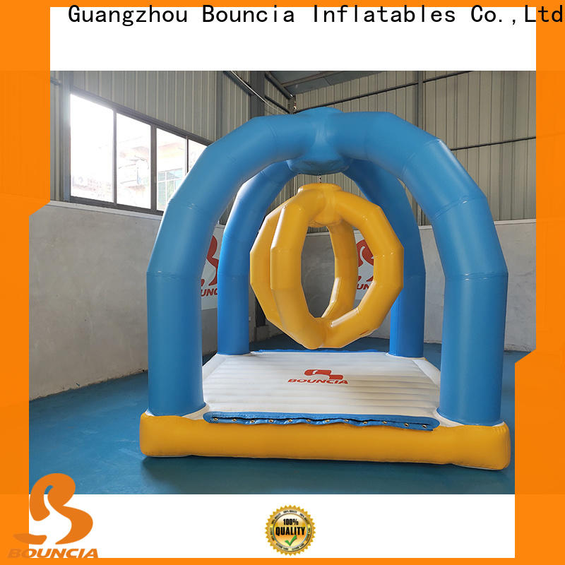 Bouncia Latest water park equipment suppliers manufacturer for kids