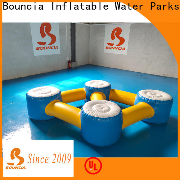 Bouncia colum inflatable slip n slide for business for outdoors