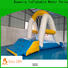 Top world waterpark ramp customized for adults