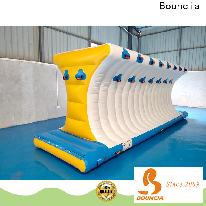 Bouncia durable outdoor water inflatables Supply for outdoors