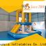 Bouncia climbing lake inflatables manufacturer for pool