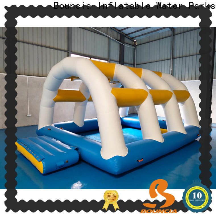 Bouncia colum inflatable games factory for outdoors