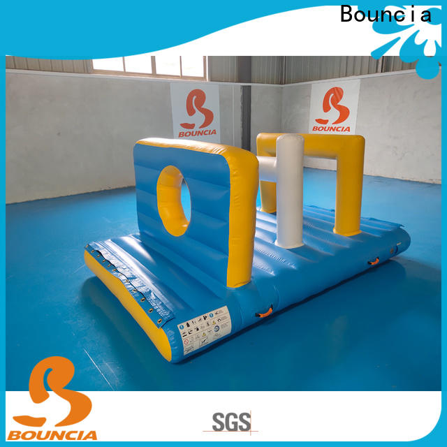 Bouncia New water inflatables for lakes for business for outdoors