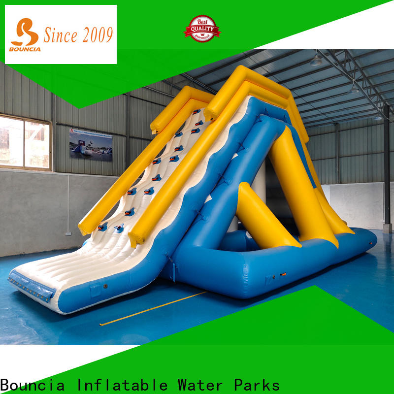 Bouncia trampoline water park equipment for sale from China for kids
