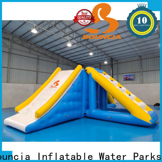 Bouncia Wholesale blow up water park company for kids