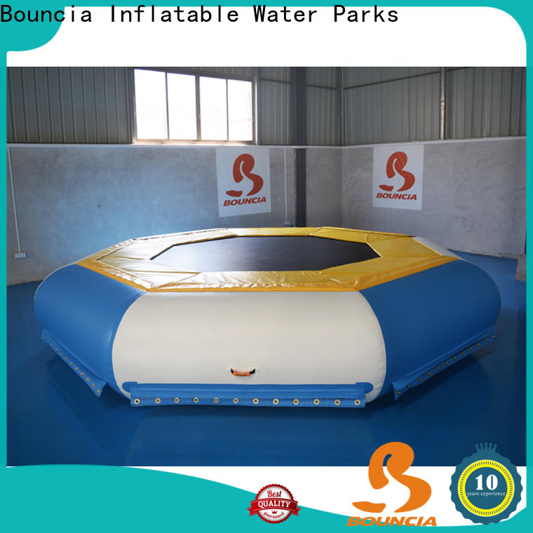 Bouncia awesome best inflatable water slide for business for pool