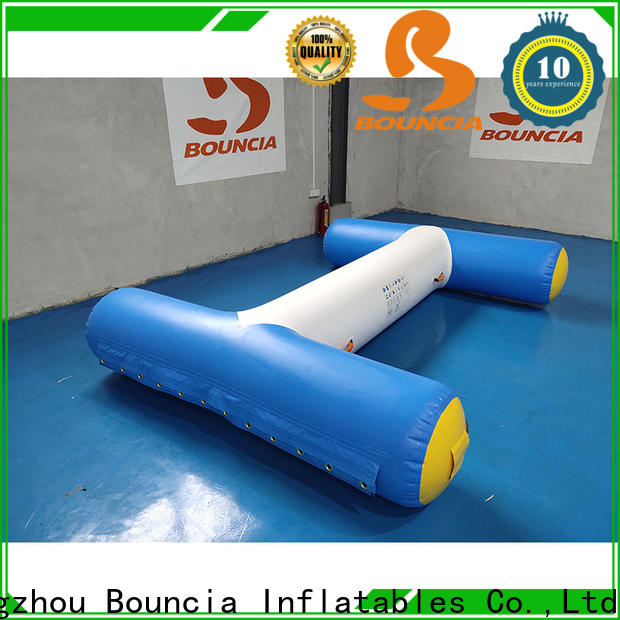 Bouncia item kids inflatable water slide Supply for pool