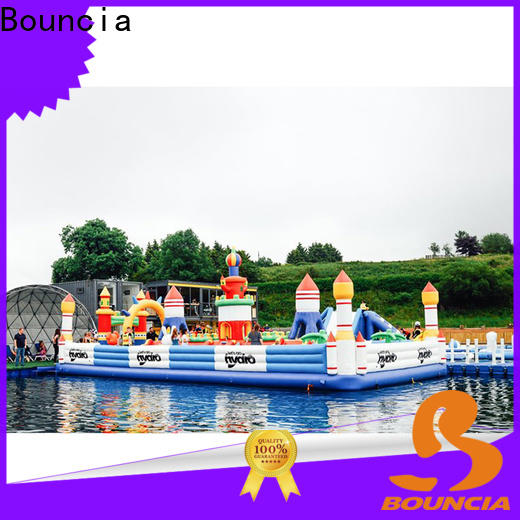 Custom inflatable water park supplier Supply for student