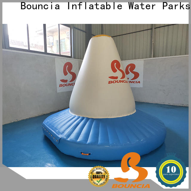 floating children's inflatable water park jumping platform from China for outdoors