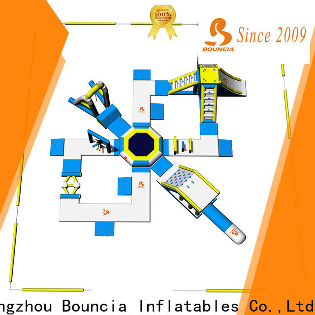High-quality swimming pool slides for inground pools bouncia Suppliers for kids